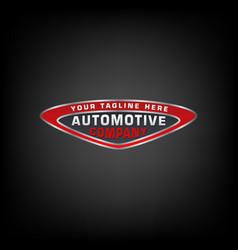 Auto car detail logo symbol automotive car badge vector