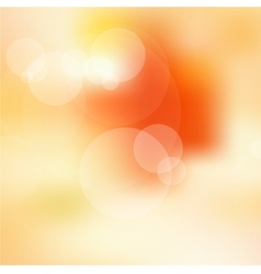Abstract pastel defocused lights background vector image