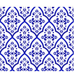 isalamic seamless pattern vector image