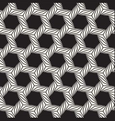 seamless abstract shapes pattern modern vector image