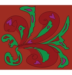Stylized Ornament2 vector