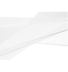 abstract grey hi-tech geometric corporate vector image