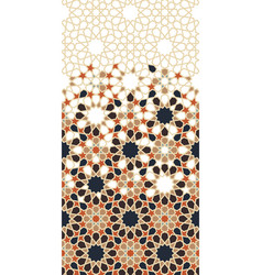 Islamic arabic seamless pattern texture vector