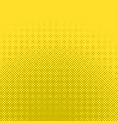 simple halftone dot background pattern vector image
