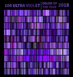ultra violet gradients vector image vector image