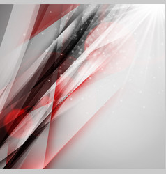 abstract background futuristic design vector image