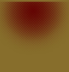 abstract halftone circle background pattern vector image