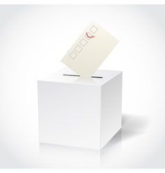 Ballot box vector