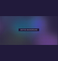 Colored printing raster abstract halftone vector