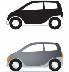 generic car vector image vector image