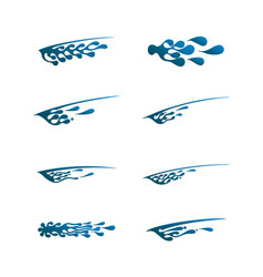 water explosion vector images over 5 400 vectorstock
