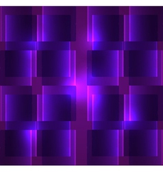 pattern with backlight illumination vector image