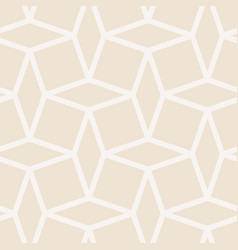 seamless geometric pattern abstract retro vector image