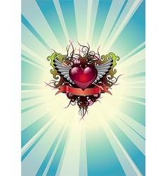 Heart 11 vector