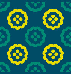 Stranger fruits seamless pattern vector