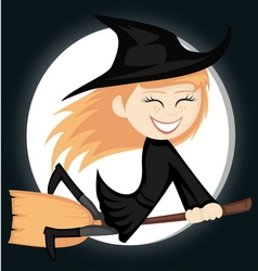 Witches all around vector