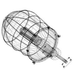 Xray heat exchanger vector