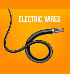 Creative of flexible electric vector