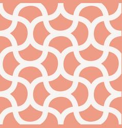 Seamless geometric pattern abstract retro vector