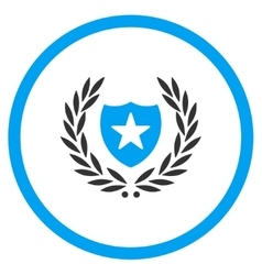 Shield Embleme Icon vector