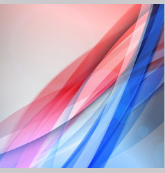 abstract colorful background wave background vector image vector image