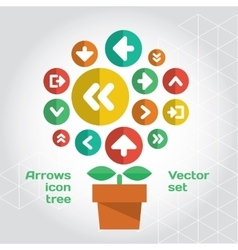 Icons1 vector image vector image