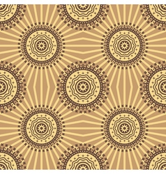 seamless background pattern vector image vector image