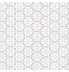 Japanese pattern gold geometric background vector