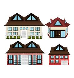 Home design vector image