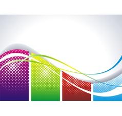 web background vector image