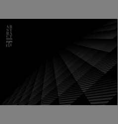 Abstract black and gray subtle lattice square vector