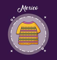 Mexico culture design vector