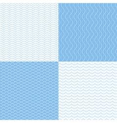 Pattern dot sea vector