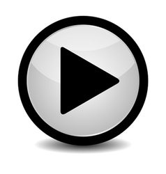 Play button - vector image vector image