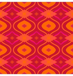 Arabic multicolor pattern vector
