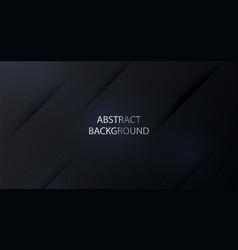 black background dark background for wide vector image