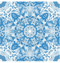 wallpaper in the style of baroque a seamless vector image