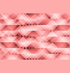 red stripe geometry abstract background vector image