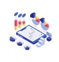 Data visualization vector