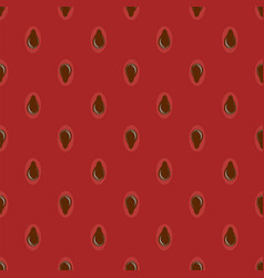 fresh sweet natural watermelon seamless pattern vector image