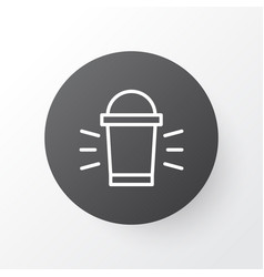 Lantern icon symbol premium quality isolated hang vector