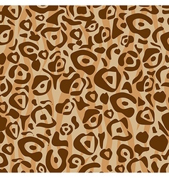 Animal prints design vector image
