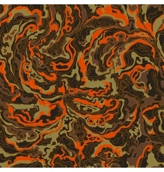 pattern with the image texture of smoke brown vector image