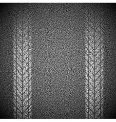 Texture of asphalt vector image