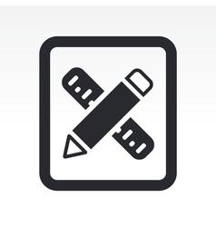 design icon vector image vector image