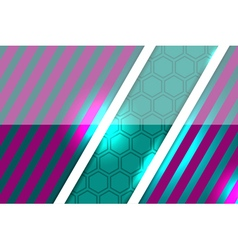 Modern style elegant background vector