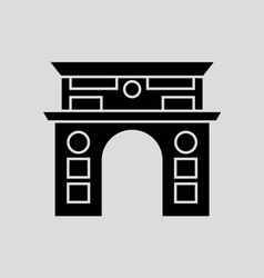 Skopje vector