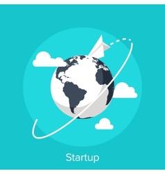 Startup vector