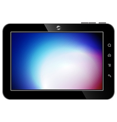 digital PAD vector image