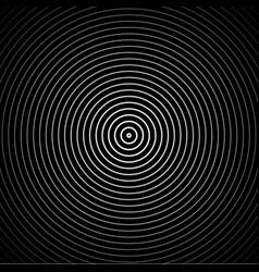 Hypnosis spiral background vector